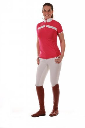 COMPETITION SHIRT SPORTIVE, Pink Adventure, XS picture