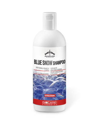 BLUE SNOW SHAMPOO INDIVIDUAL 500ml picture
