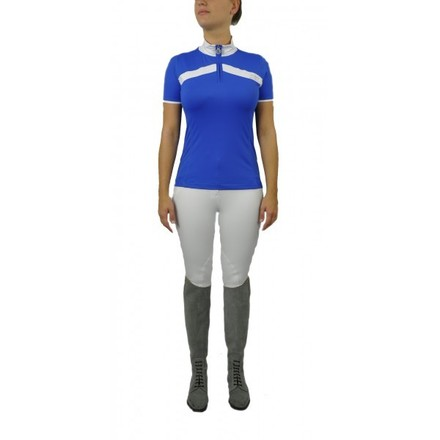 COMPETITION SHIRT SPORTIVE, Skydiver Blue, Large picture
