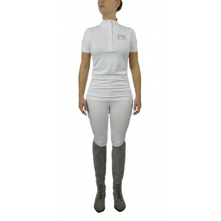 PK COMP SHIRT, White, Med picture