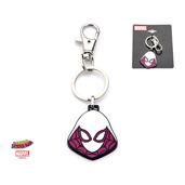 Marvel Base Metal Spider-Gwen Key Chain