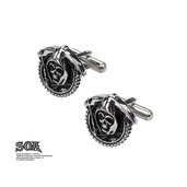 Grim Reaper Cuff Links in an Official Licensed Box