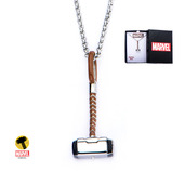 Thor Hammer Pendant with Chain