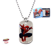 Spider-Man Kids Pendant with Chain