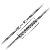4mm Franco Chain