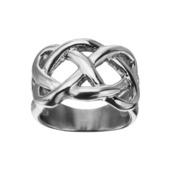 Pretzel Weave Ring