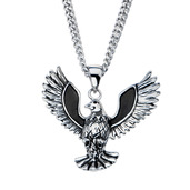 Eagle Pendant with 22 inch Chain