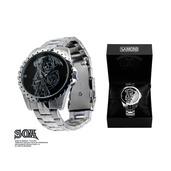 SOA Water Resistant Steel Watch