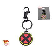 Marvel Black IP & Base Metal X-men with Black IP Key Chain