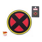 Marvel Base Metal X-Men Logo Lapel Pin.
