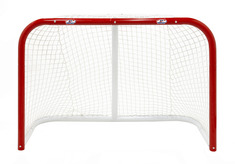 "HOCKEY NET HEAVY-DUTY 52"" W/ 2"" POSTS"
