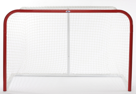 """HOCKEY NET 72"""" W/ 2"""" POSTS picture"""