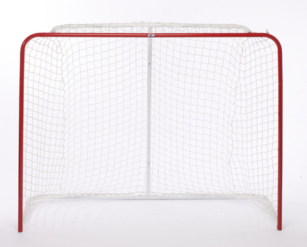 "HOCKEY NET 54"" W/ 1"" POSTS picture"