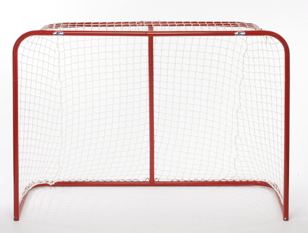"""HOCKEY NET 60"""" W/ 1.25"""" POSTS picture"""