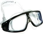 Seal 2.0™ - Clear Lens - Black/Grey Frame
