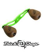 Trickshop Lime Handle Assembly