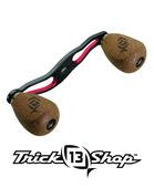 Trickshop Black/Red Handle Assembly