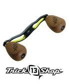 Trickshop Black/Yellow Handle Assembly
