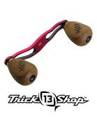 Trickshop Red/Black Handle Assembly