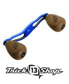 Trickshop Blue/Black Handle Assembly