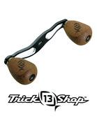 Trickshop Black/Silver Handle Assembly