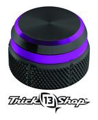 Trickshop Black/Purple Cast Control Cap