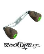 Trickshop Lime Handle Knob Caps