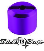 Trickshop Purple Line Guide Cap