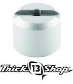 Trickshop Brushed Silver Line Guide Cap