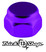 Trickshop Purple Handle Nut