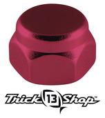 Trickshop Red Handle Nut