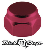 Trickshop Red Handle Nut
