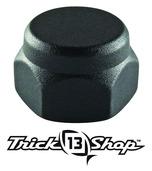 Trickshop Matte Black Handle Nut