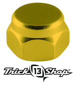Trickshop Gold Handle Nut