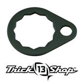 Trickshop Black Handle Nut Lock