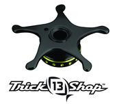 Trickshop Black/Yellow Star Drag