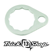 Trickshop Silver Handle Nut Lock