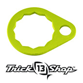 Trickshop Yellow Handle Nut Lock