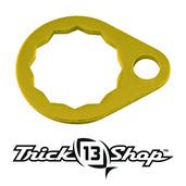 Trickshop Gold Handle Nut Lock