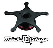 Trickshop Black/Red Star Drag