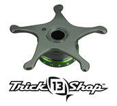 Trickshop Gunsmoke/Lime Star Drag