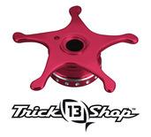 Trickshop Red/Silver Star Drag