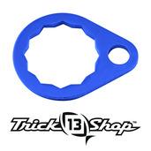 Trickshop Blue Handle Nut Lock