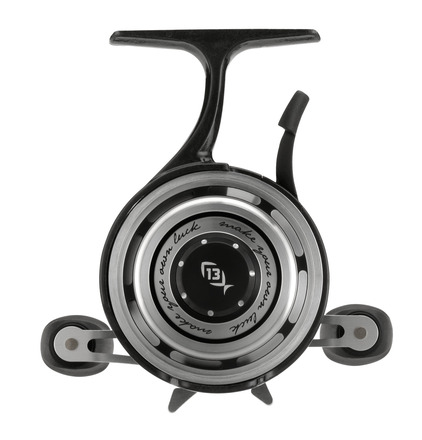 Black Betty FreeFall Left Hand Ice Reel picture