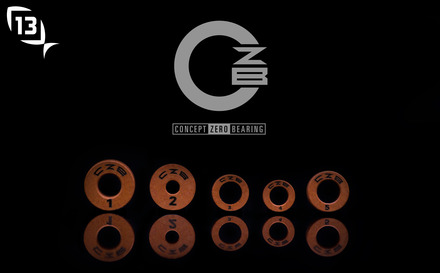 CZB G/Side Cover Bearing picture