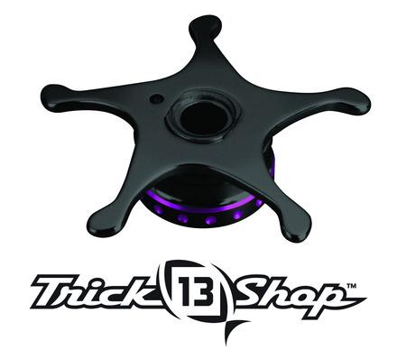 Trickshop Black/Purple Star Drag picture