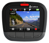 CDR 875 G 1080P Full HD Dash Cam with Internal GPS and Bluetooth® Smart enabled iRadar® Alerts