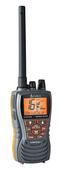 Radio VHF flottante de 6 watts, grise