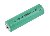 AA battery 1000mAH NiMH Battery for HH 38 WX ST