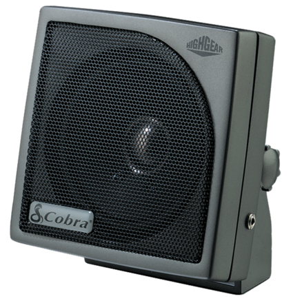 HG S500 Dynamic External CB Speaker with Noise Filter and Talk-back picture
